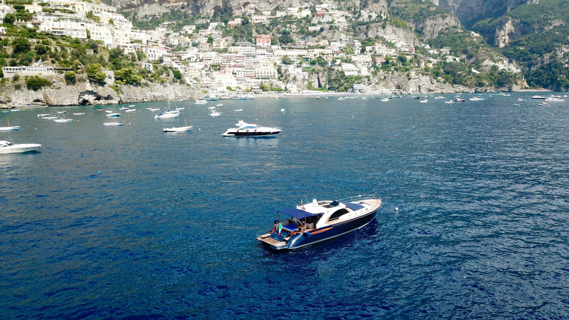 escursioni in yacht alle isole di capri