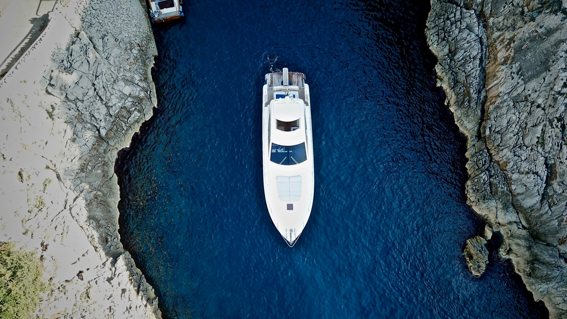 yacht escursioni capri andolù